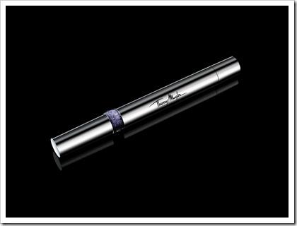 Latex Gloss Bleu