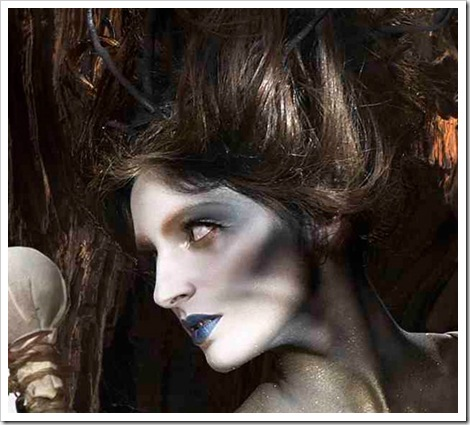 Illamasqua-Art-Of-Darkness-winter-2010-Dark-Angel-makeup