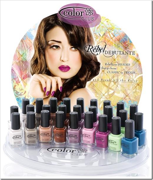 Color-Club-Rebel-Debutante-Spring-Collection