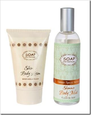 soap & more