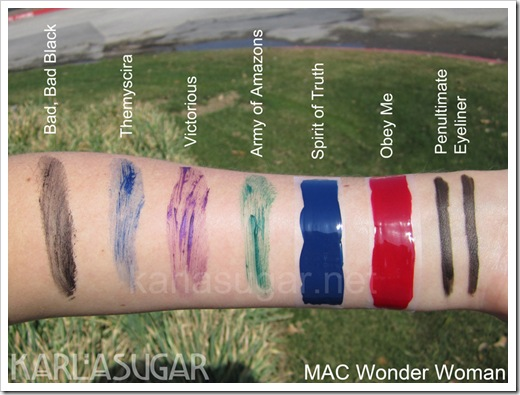 MAC-Wonder-Woman-mascara-nail-polish-penultimate-liner