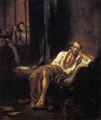 Delacroix-TorquatoTasso in Ospedale di Sant' Anna