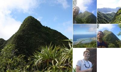 View Matafao Peak