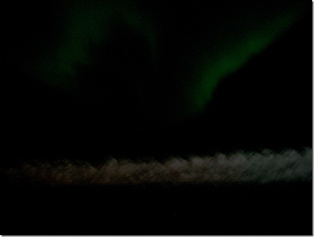 Northern Lights - I don't remember taking this photo so if I stole it I apologize.