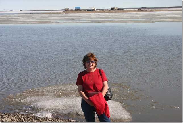 Brenda and the Beaufort Sea-1