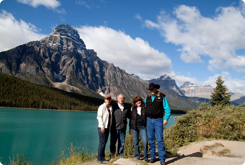 IP - All 4 at Waterfowl Lake-1