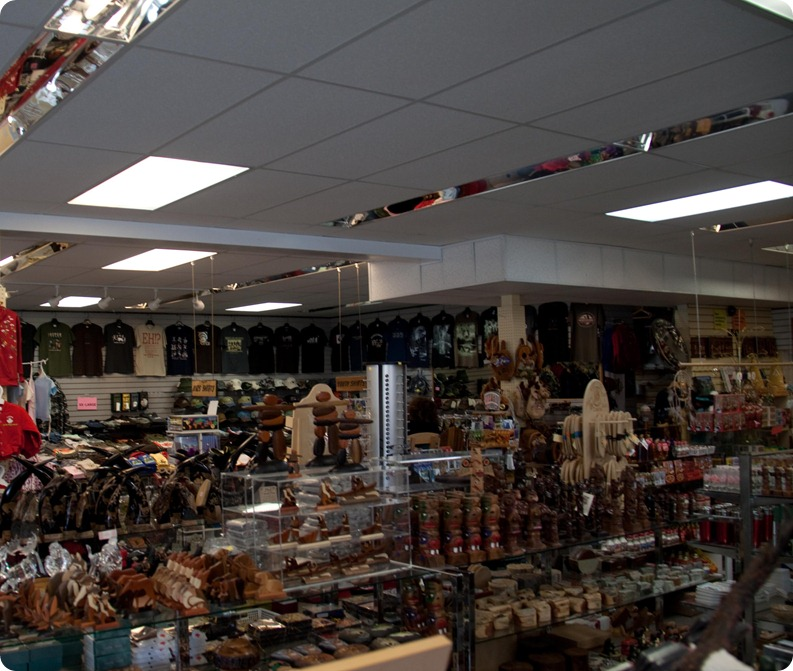 Icefields Parkway - Shopping-1