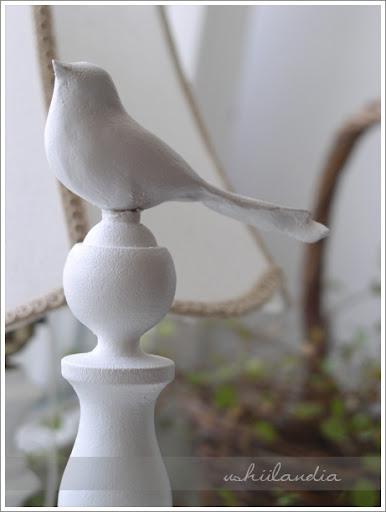 Ushi pokazuje jak zrobić ptaszka
