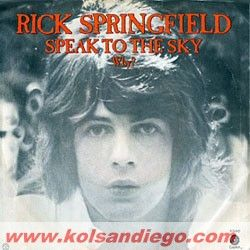 Rick Springfield - Speak Tothe Sky