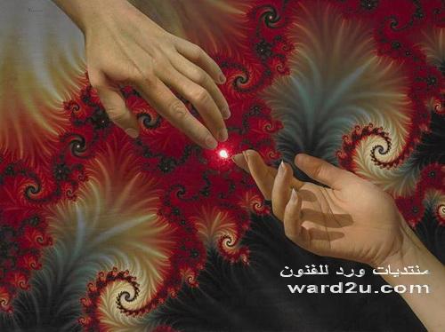 كل معاني الحب بين يديك