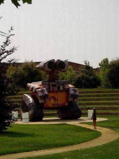 pixar studios. Look at Pixar Studios