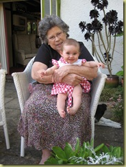 Nanny and Millie