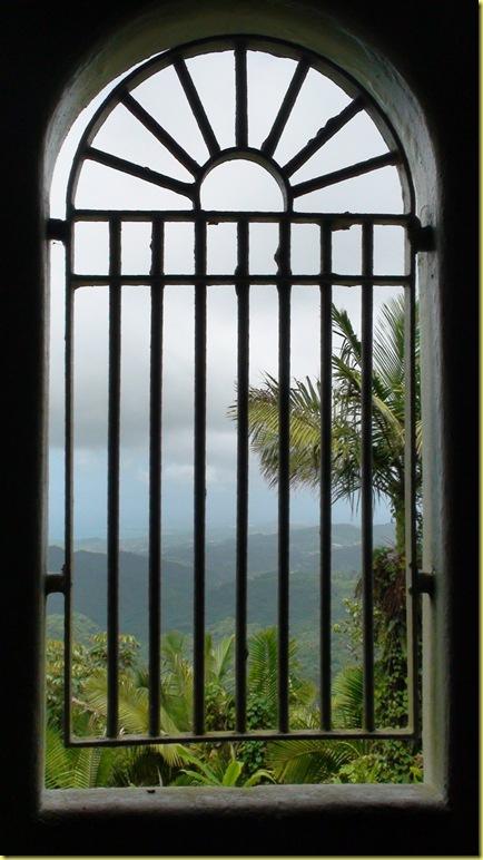 door to what