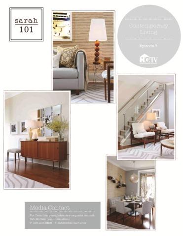 Sonia's living room a E7