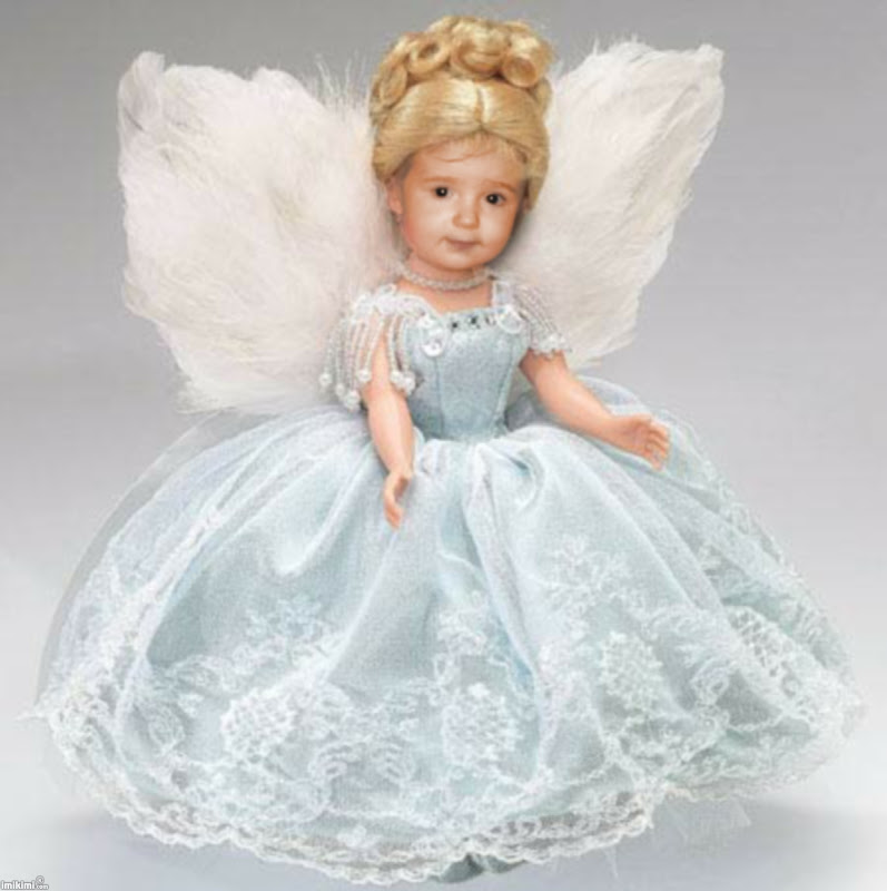 Anjelská bábika Karin ZGLy-14D