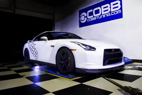 Supercar Nissan GT-R