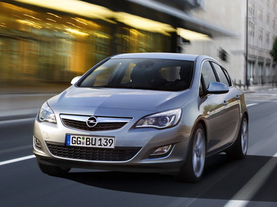 Opel will show in Germany the most economic Astra