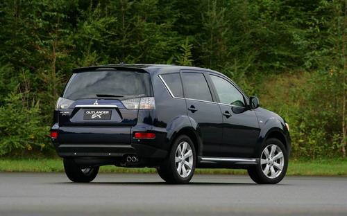 Crossover Mitsubishi Outlander