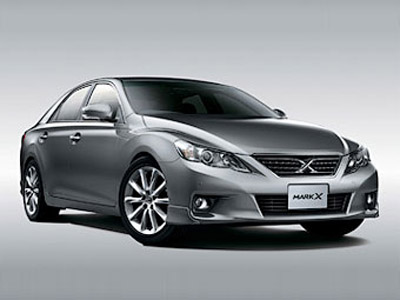 New Toyota Mark X