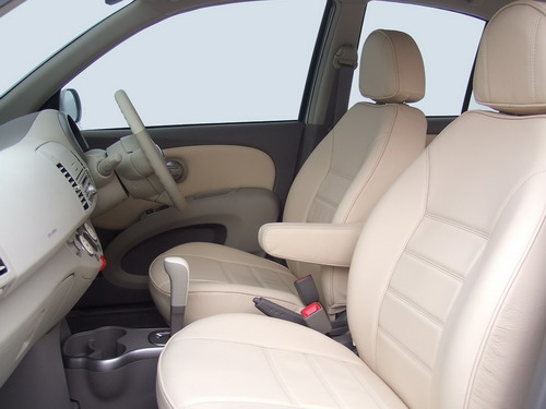 Interior Nissan Viewt