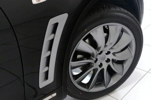 21-inch wheel disks