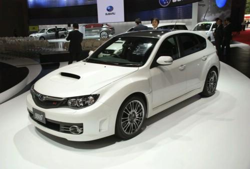 In Tokyo debuted new Subaru Impreza WRX STI