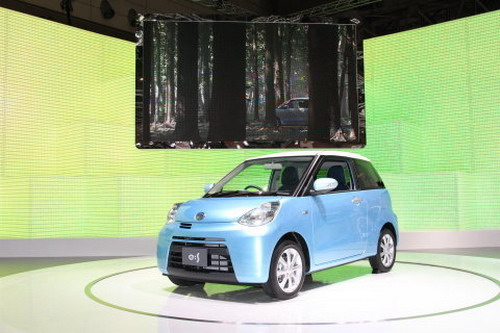 Daihatsu has shown Japanese MINI
