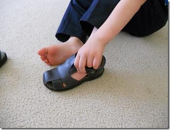 Carson feet