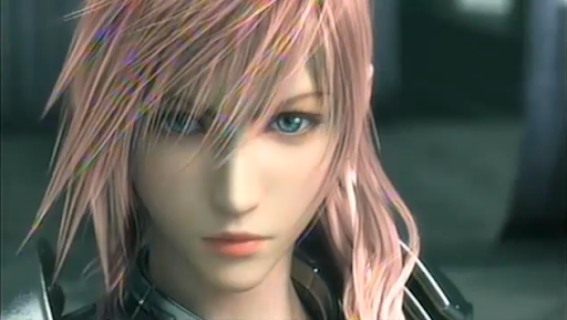 Final Fantasy XIII-2 Lightning's New Look