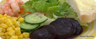 Beetroot salad 2 Aug