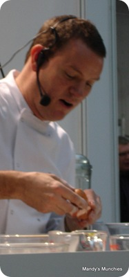 Theo Randall demo