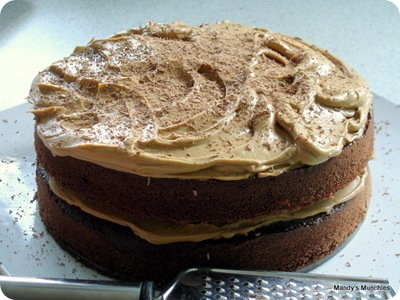 Chococinno Cake Whole