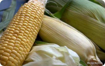 Corn raw