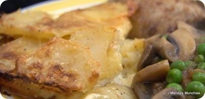 Dauphinois potatoes
