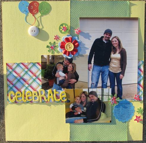 Blake's 2nd BD- Celebrate with Carlos