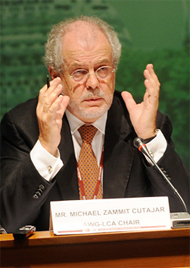 Michael Zammit Cutajar