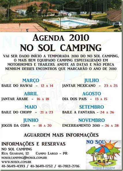 Cartaz Agenda 2010.
