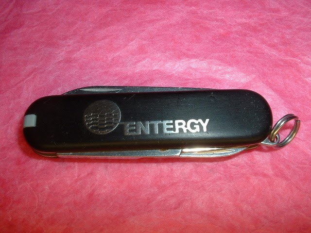Entergy Light Company I Love SAK's: Victorinox Classic - Entergy