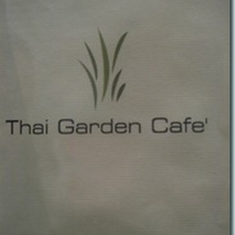 Thai Garden Cafe–best som tum in London!