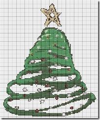 albero di natale simbolo 1