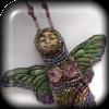 Handbeaded Butterfly