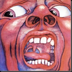 Portada del disco In The Court Of The Crimson King
