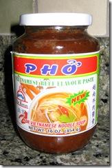 Pho paste