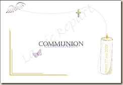 communion Affichage Web grand format