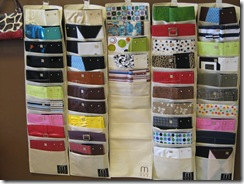 michi bag display