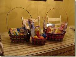 April 2010 - Easter Baskets