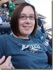 October 2010 - Eagles Game (4)