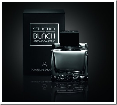 Seduction in Black / Antonio Banderas