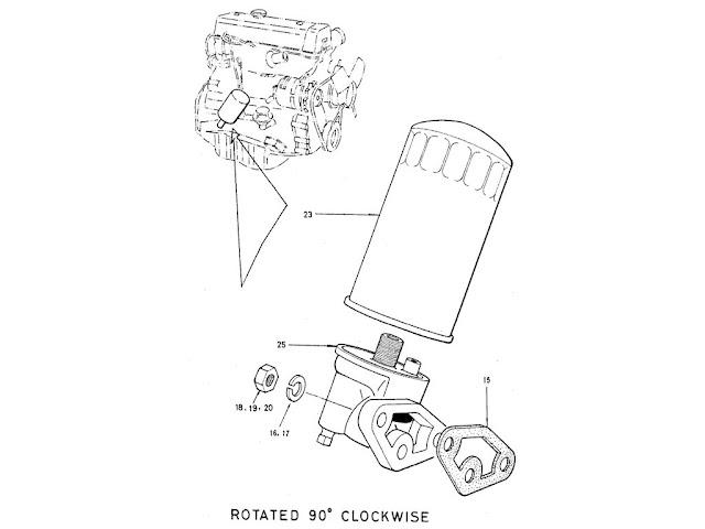 h16 oil filter tube or no tube