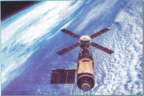 satelite solar